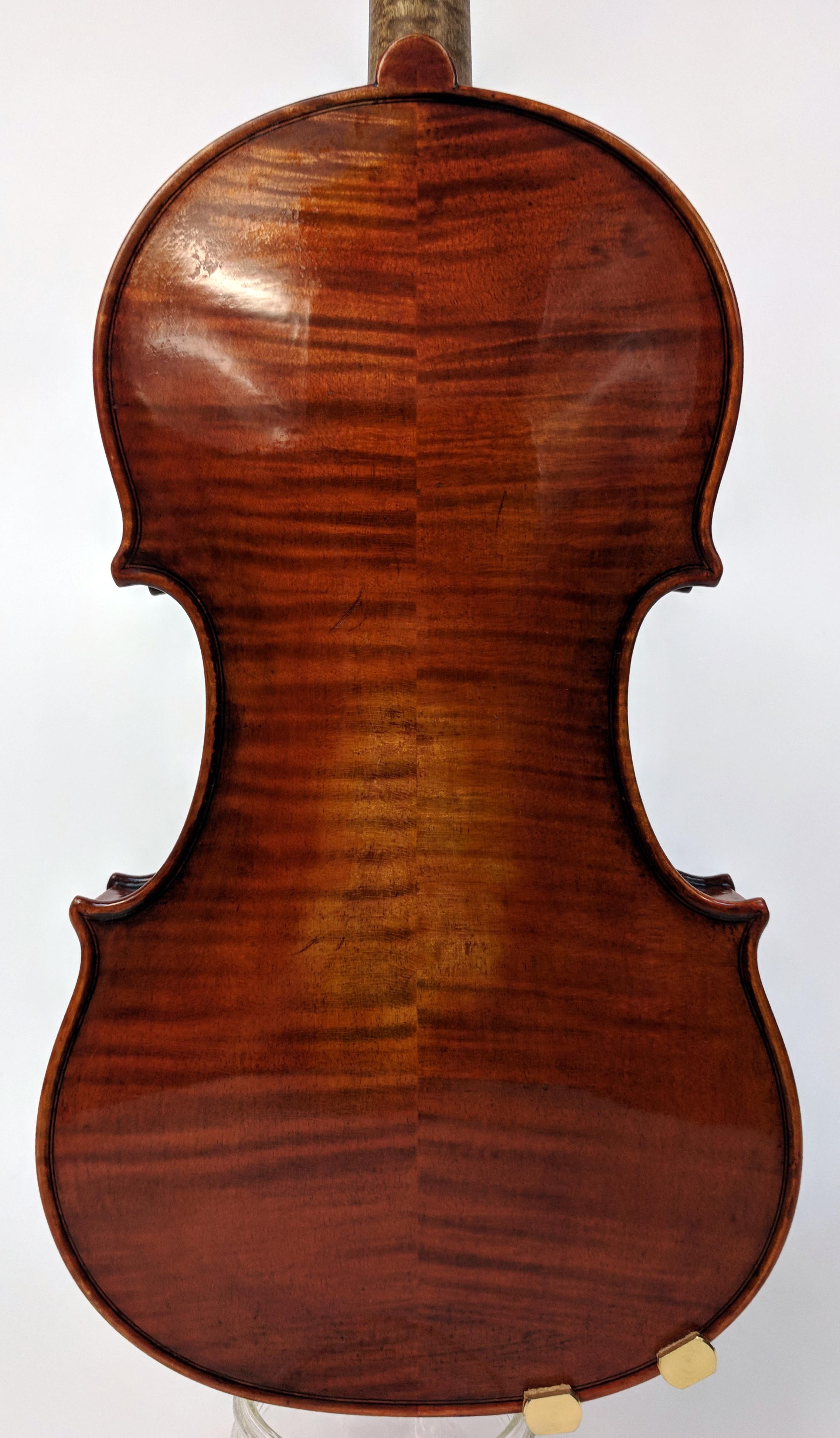 Century Strings Violin 2012