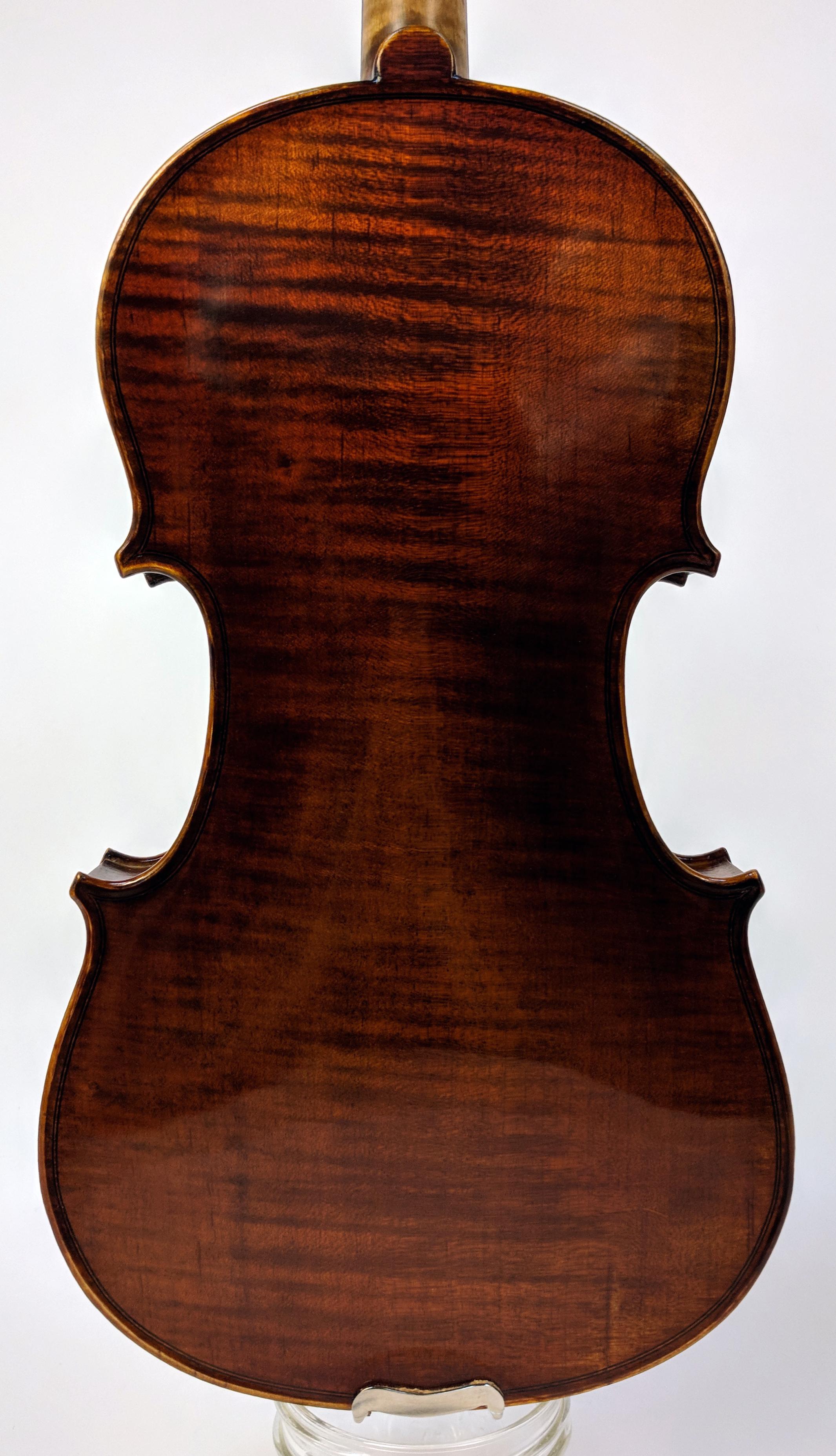 Moon River Violin, 2017
