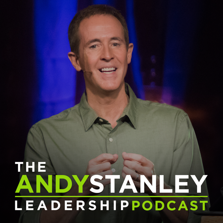 The Andy Stanley Leadership Podcast   Communicator, author, and pastor, Andy Stanley founded Atlanta-based North Point Ministries.