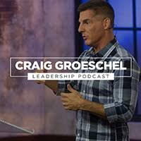 Craig Groeschal Leadership Podcast   Make the most of your leadership potential, learn to solve problems in new ways, and be empowered to take your next steps in leading others.