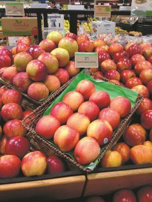 SweeTango apples, along with Kikus and Smittens, are among the top club varieties in Michigan, says Diane Smith, executive director of the Michigan Apple Committee, Lansing.