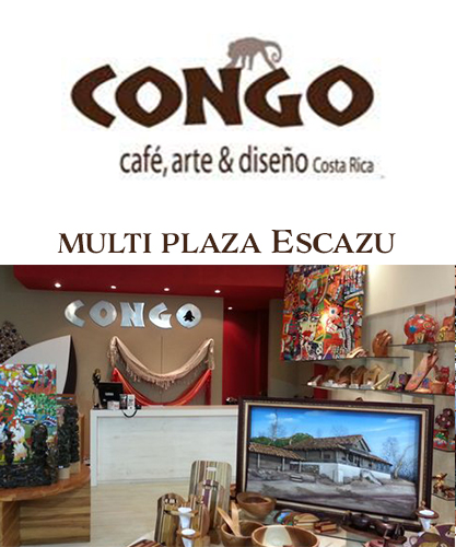 Congo Cafe & Art - Multi Plaza Escazu (San Jose)