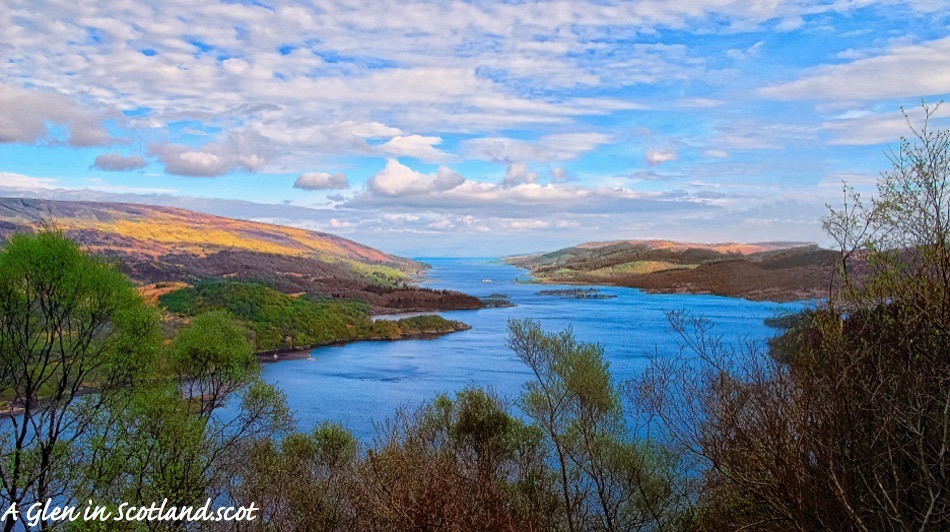 Tighnabruaich Overlook/Kyles of Bute