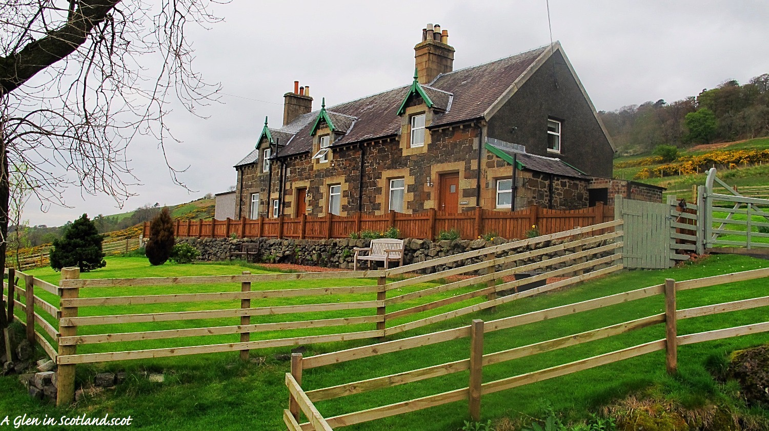 Gavinburn Cottages, Old Kilpatrick Hills