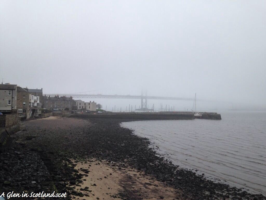 Bridge to Nowhere, South Queensferry