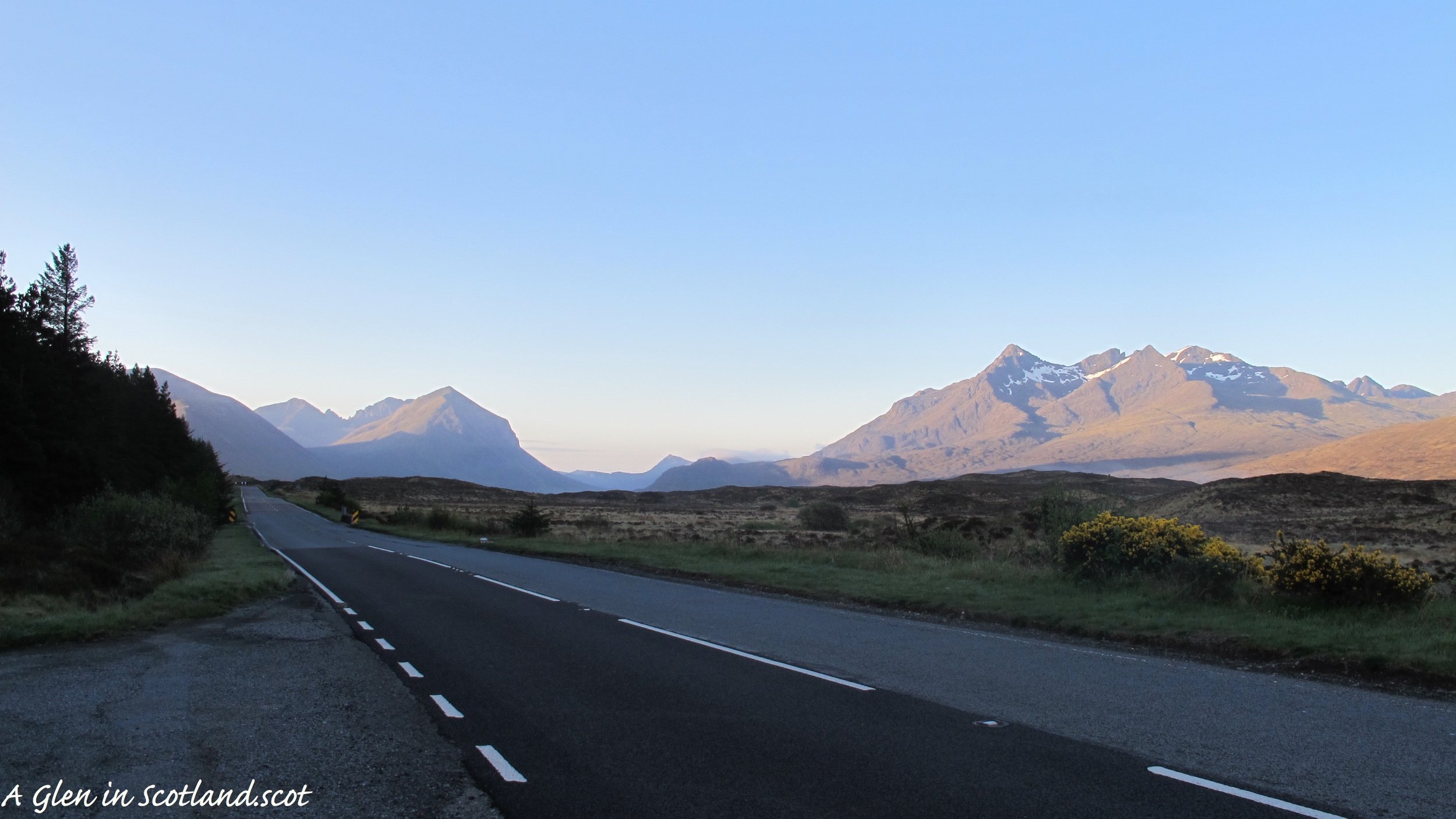 The Red Cuillin, Isle of Skye