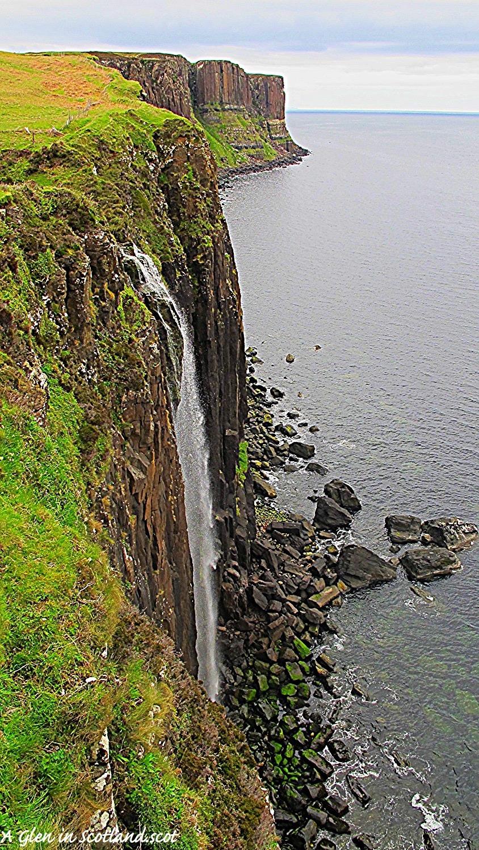 Mealt Falls, Kilt Rock, Isle of Skye