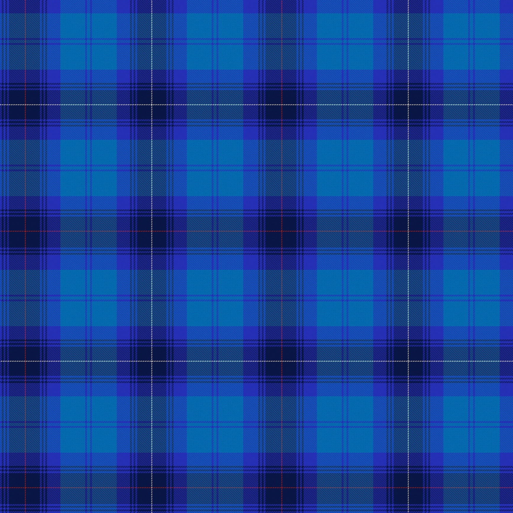 The Glen Moyer personal tartan - now awaiting official registration with the Scottish Register of Tartans.