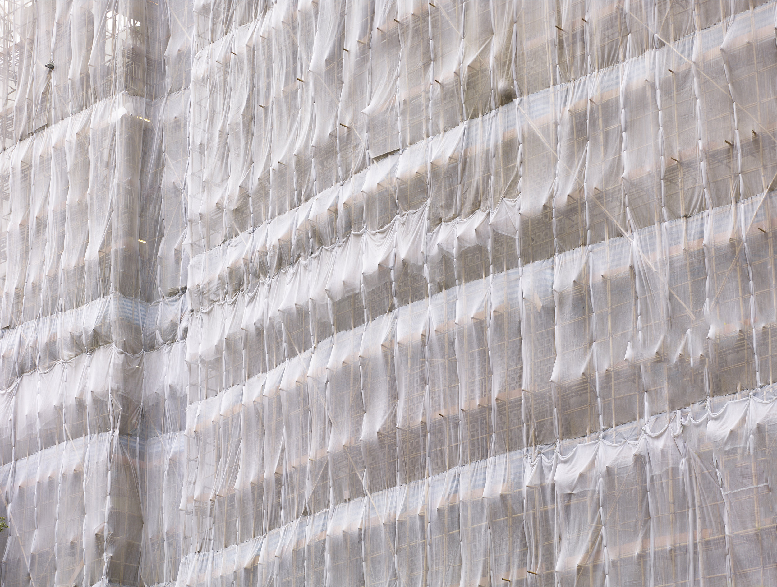 White Cocoon #11, Hong Kong - 2015
