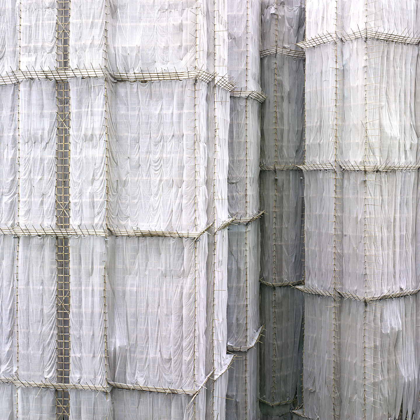 White Cocoon #7, Hong Kong - 2012
