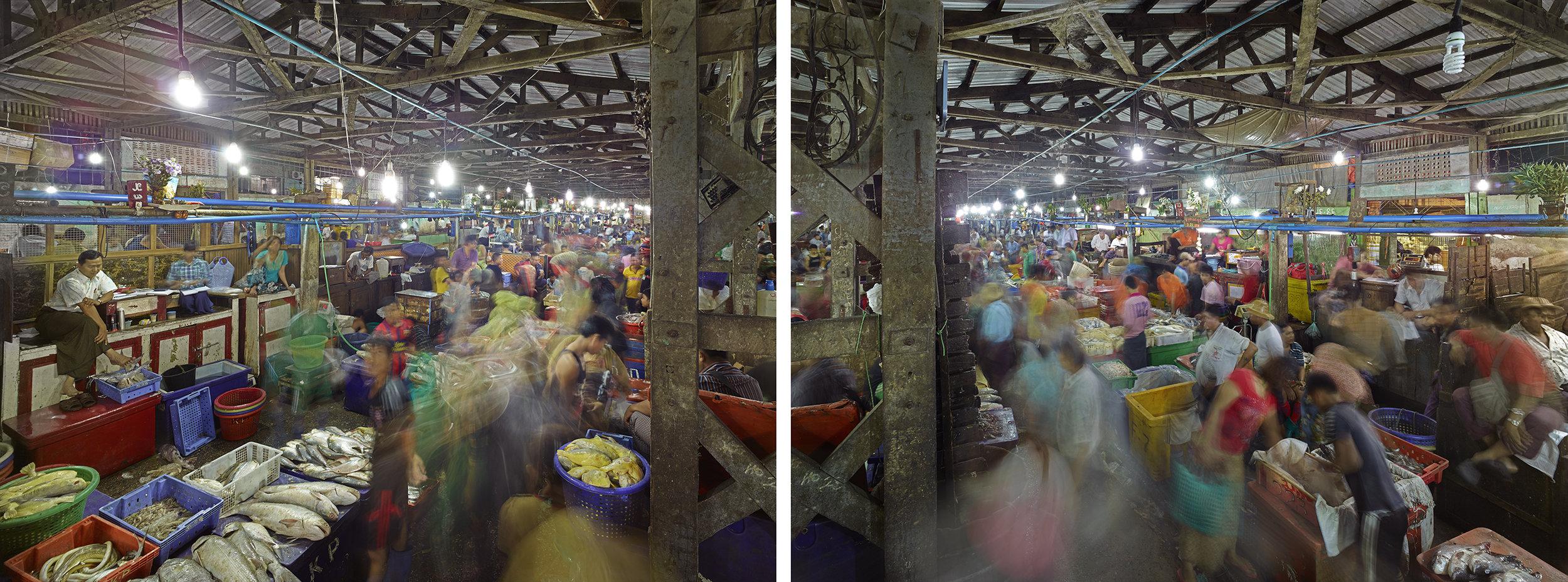 Fish Market, Yangon, Myanmar - 2013.jpg