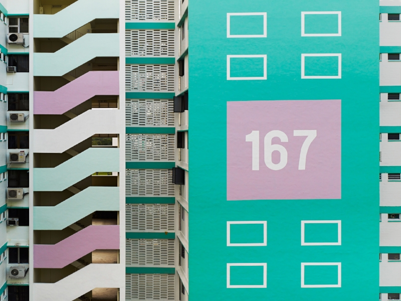 Block #167,-Singapore -2013