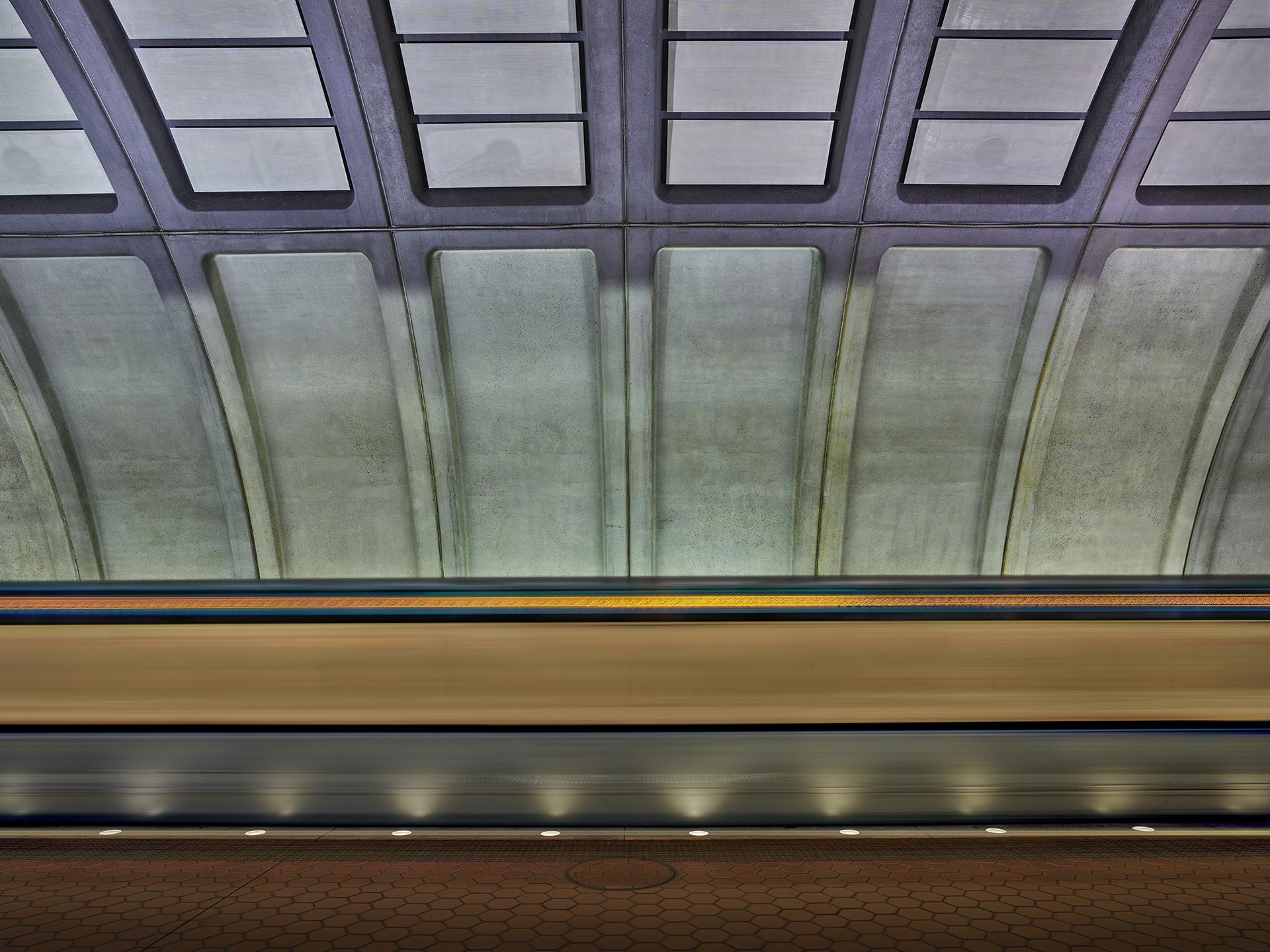 Cleveland Park Metro #1 - 2017