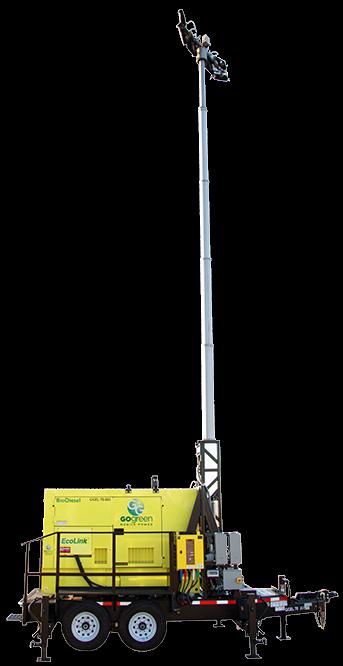 70 kVA XR Stadium Light Tower Generator