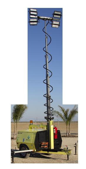13 kWh Light Tower Generator