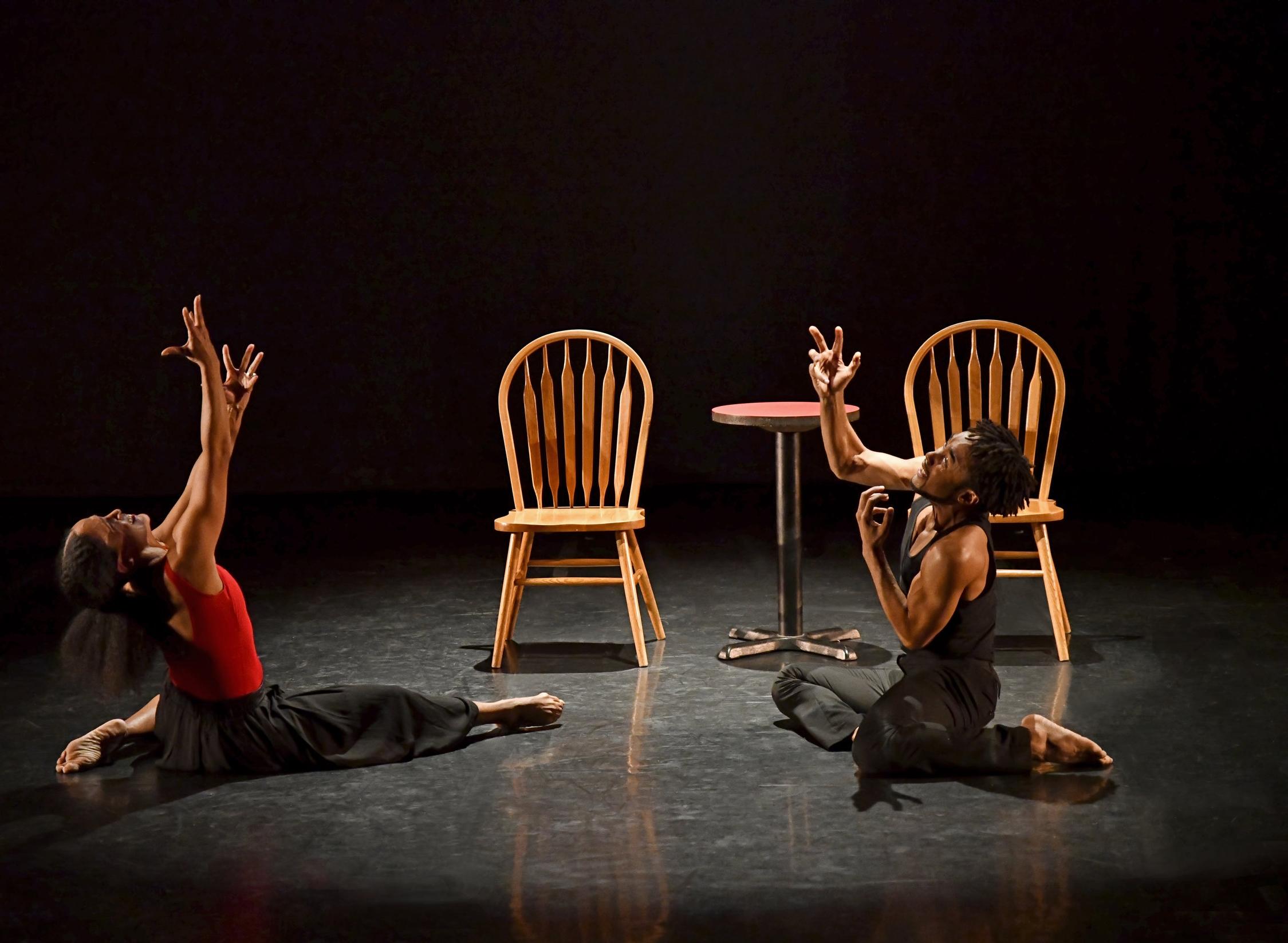 Love's Liberation - Choreographers: Bashir & Christopher Page-SandersMusical Score: Maya Angelou, Leon Bridges, George Winston