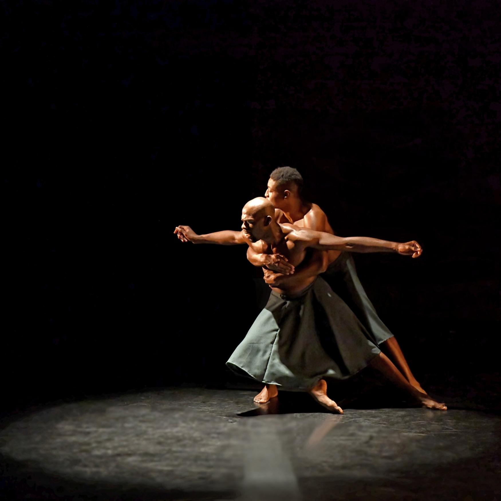 I Am - Choreographer: Bashir Page-SandersMusical Score: Maria Callas, John Coltrane, Shirley Horn, Beyonce Knowles-Carter,