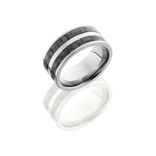 Carbon Fiber Wedding Ring