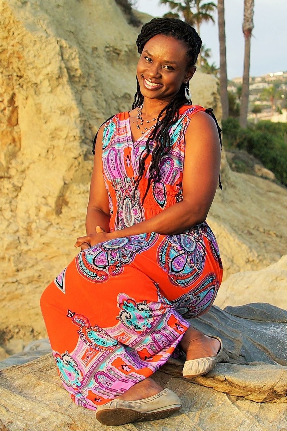LaNika is the oldest of the sisters. She loves creating and performing good music. In addition to singing, LaNika also writes music and plays the piano. Inspired by reggae and soul music, LaNika enjoys writing inspiring and uplifting music and considers sharing her music and message with others one of life's gifts. She is known as the encouraging one because of her infectious positive attitude.
