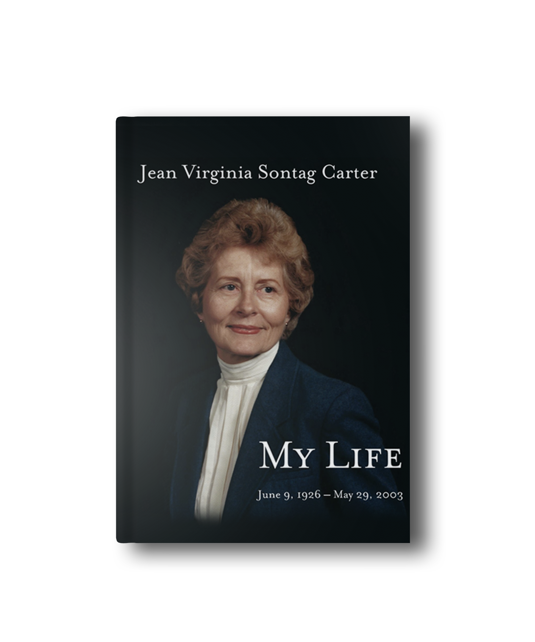 My Life by Jean Carter -