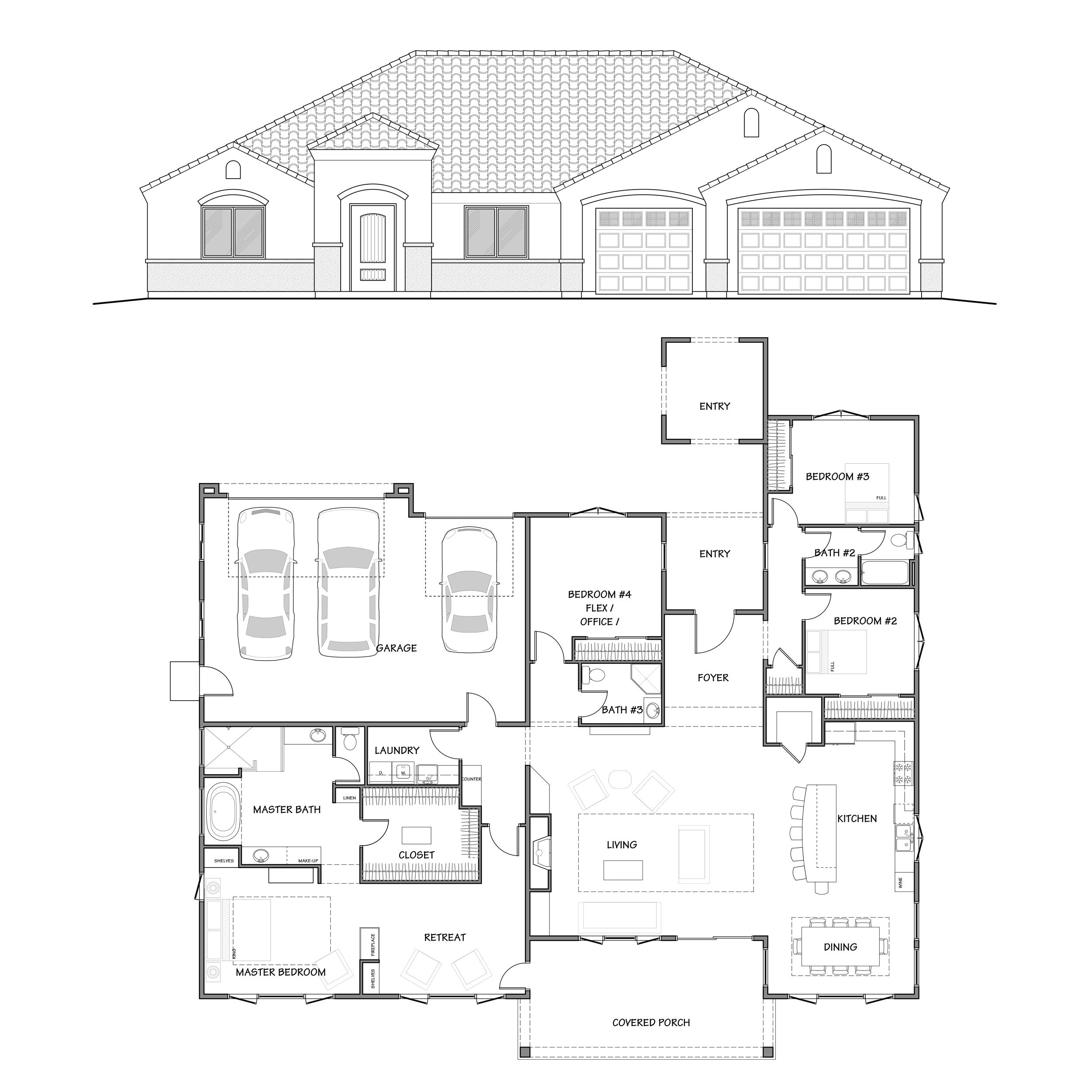Floorplan 01B