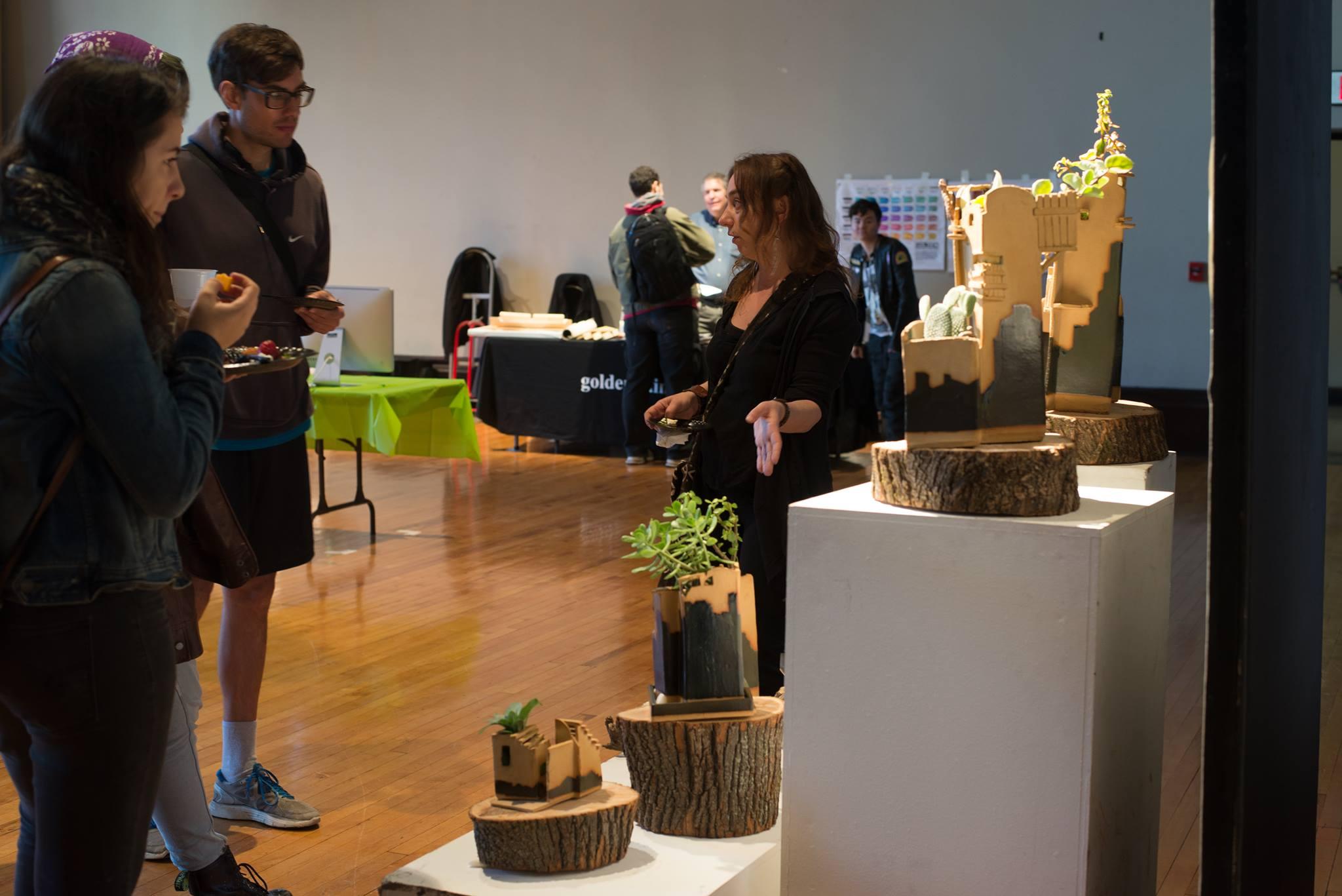 Green Arts Network Artist Showcase 2016 -