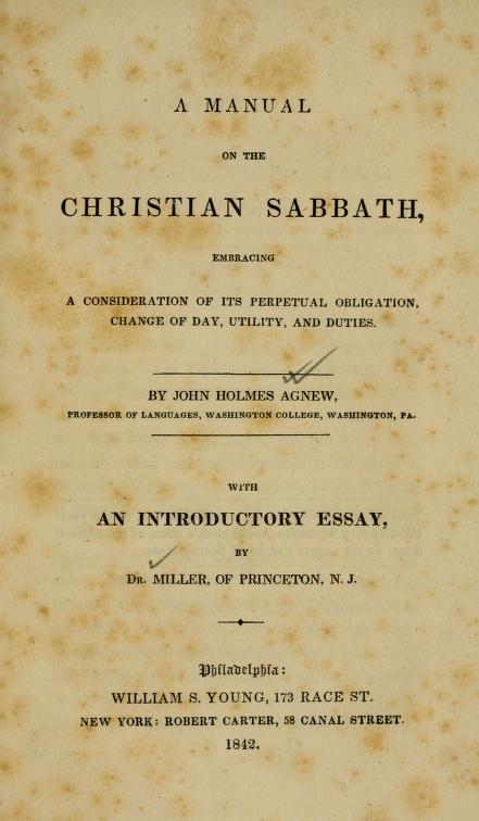 Manual on the Christian Sabbath.jpg