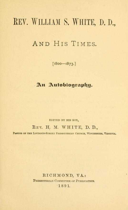 White, William S - Autobiography.jpg