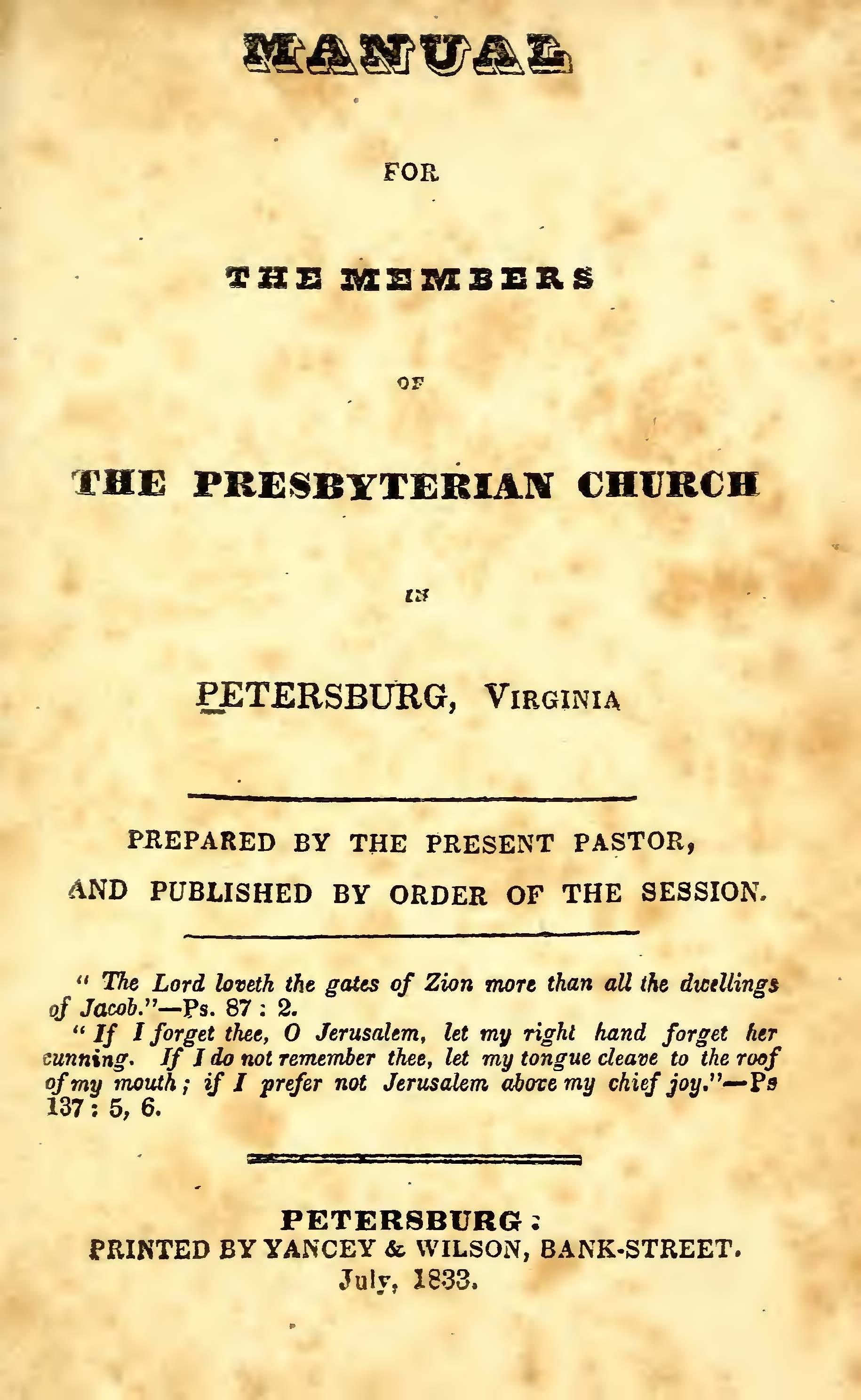 Plumer, Manual for Members of Petersburg Church - edited.jpg