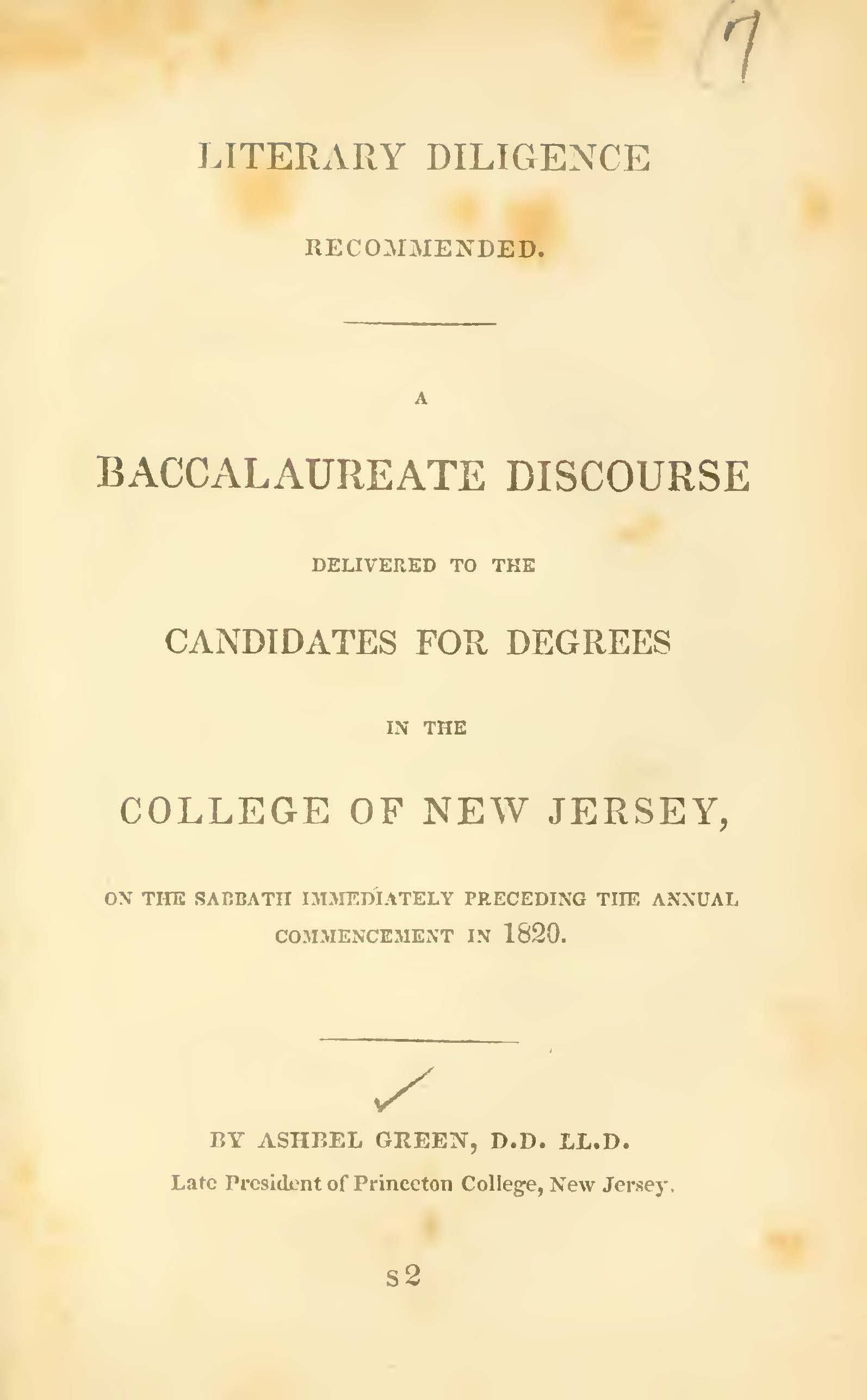 Green, Ashbel, Literary Diligence Recommended Title Page.jpg