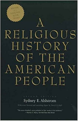 Copy of A Religious History of the American People