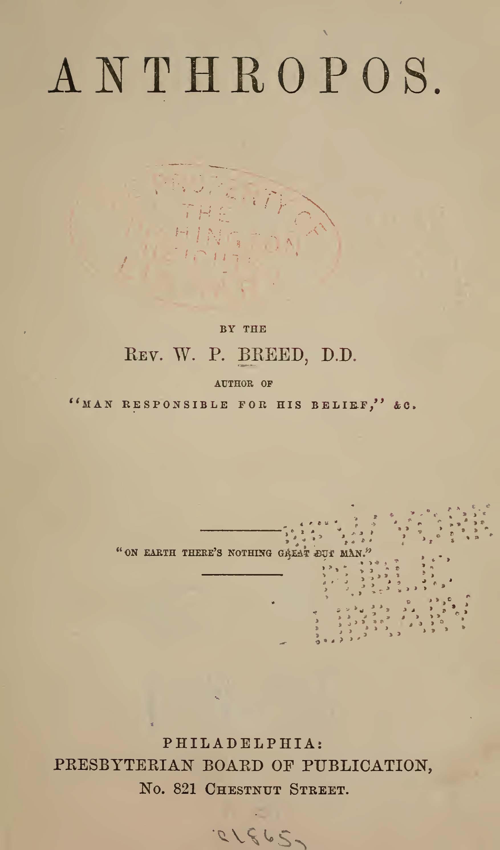 Breed, William Pratt, Anthropos Title Page.jpg