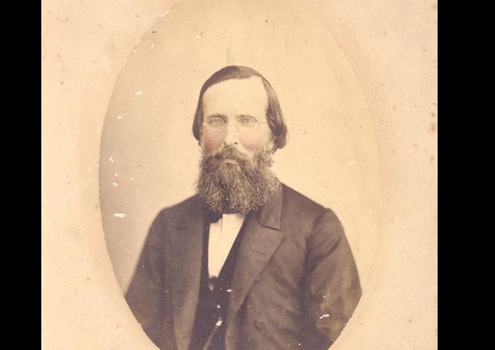 Picture courtesy of the Presbyterian Historical Society. Porter, Abner Addison. Biographical Vertical File. (Call number: RG 414, Series III). Presbyterian Historical Society, Philadelphia, PA. ( islandora:7103 )