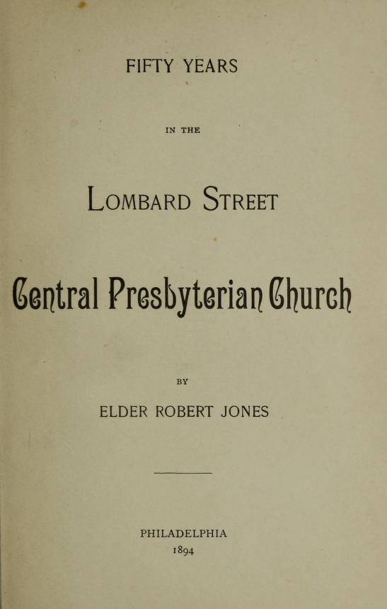 Jones - Fifty Years in Lombard Street.jpg