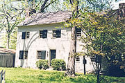 Built in 1784 for Rev. Adam Rankin, 317 South Mill Street, Lexington, KY