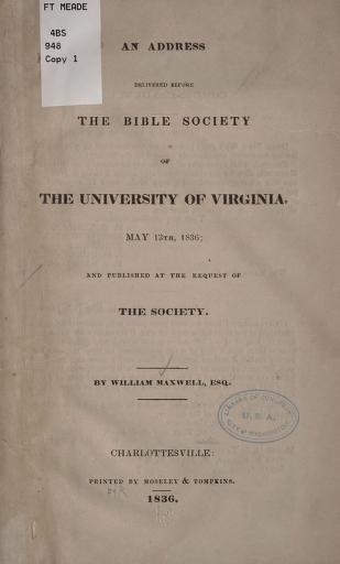 Maxwell, Address to Bible Society.jpg