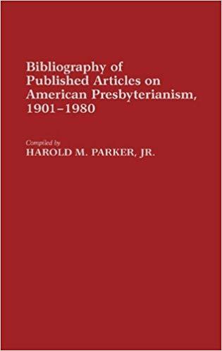 Parker, Bibliography.jpg