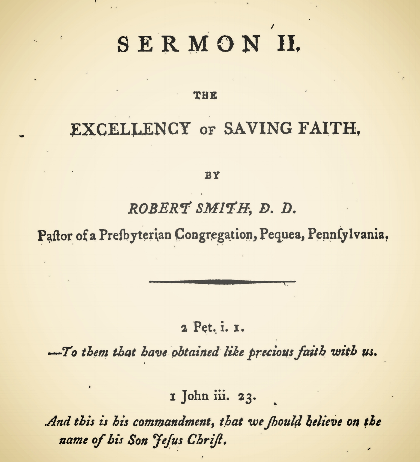 Smith, Robert, The Excellency of Saving Faith Title Page.jpg