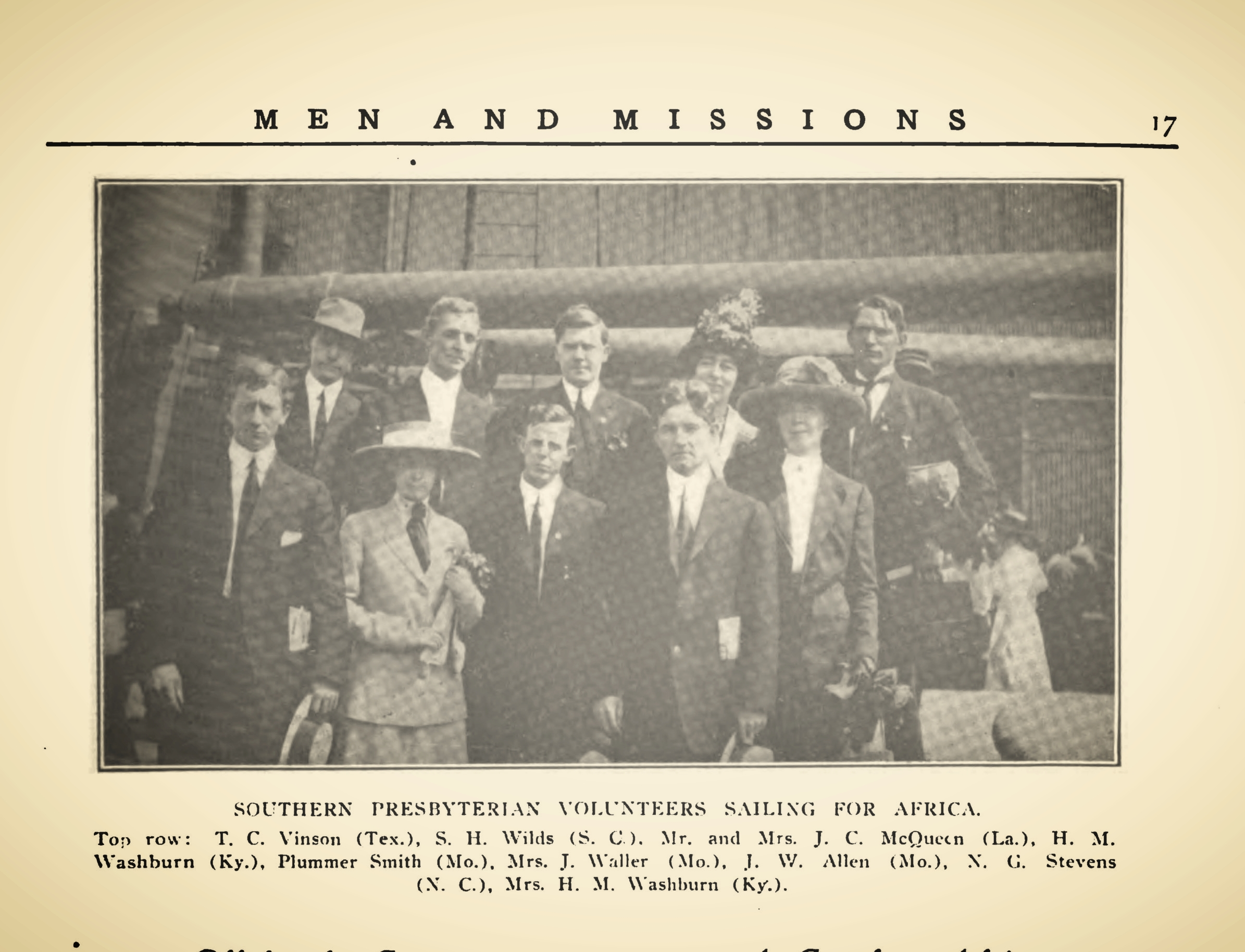 Source: Men and Missions, Vol. 4 (1912)