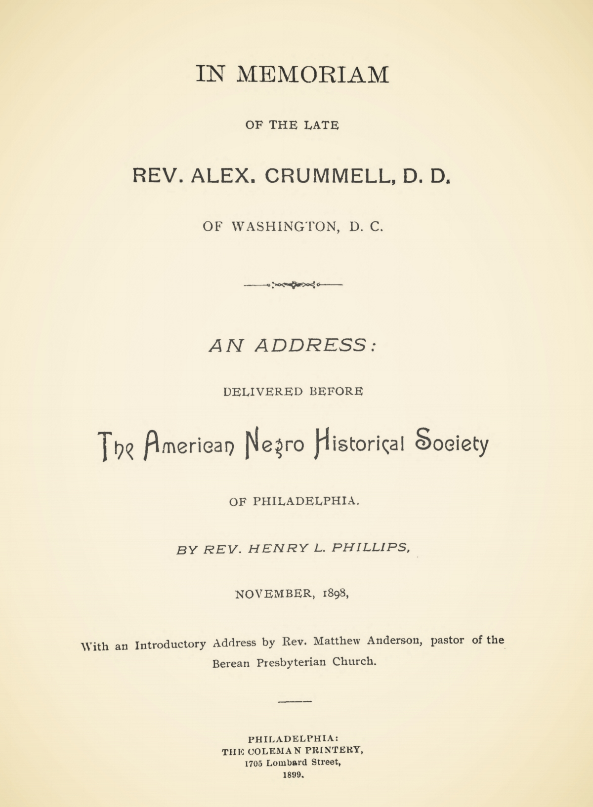 Anderson, Matthew, Introductory Address Title Page.jpg