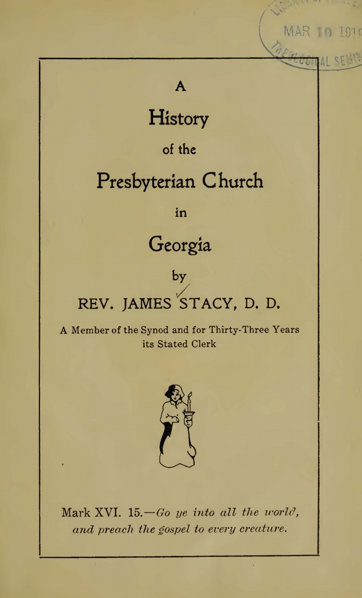 Stacy, James, A History of the Presbyterian Church in Georgia Title Page.jpg