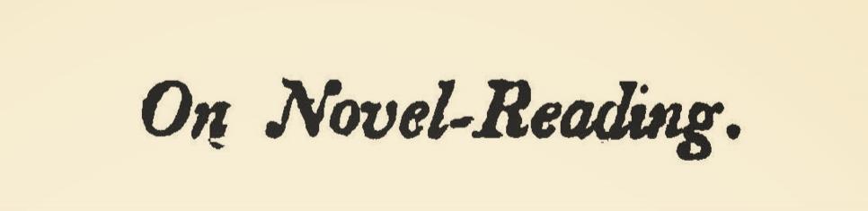 Miller, Samuel, On Novel Reading Title Page.jpg