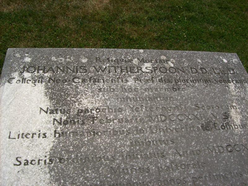 Witherspoon, John gravestone photo.jpg