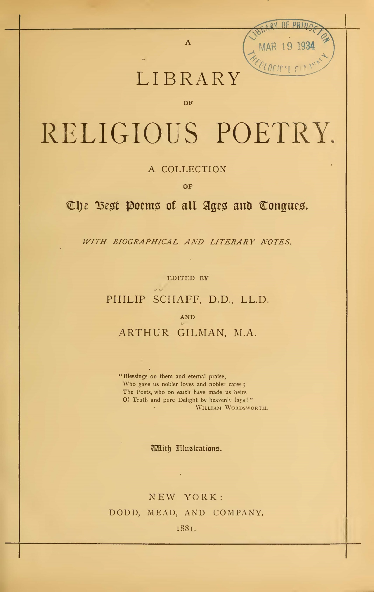Schaff, Philip, A Library of Religious Poetry Title Page.jpg