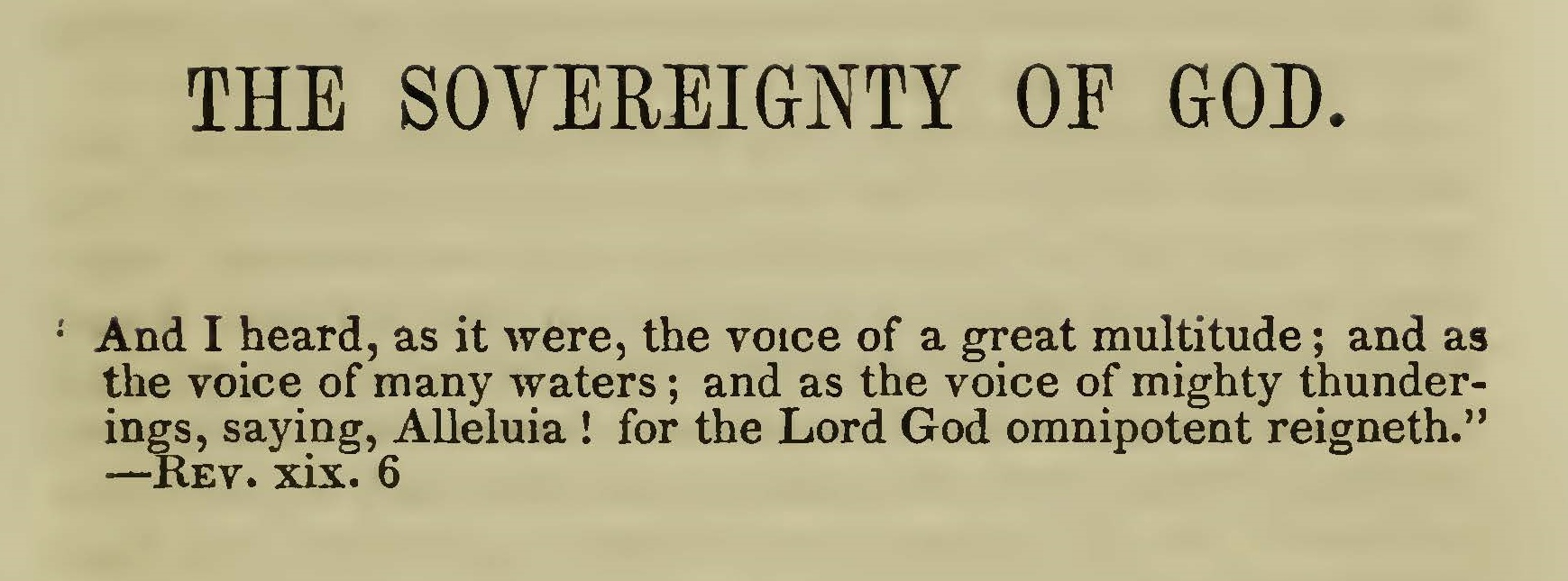 Baker, Daniel, The Sovereignty of God Explained and Vindicated Title Page.jpg