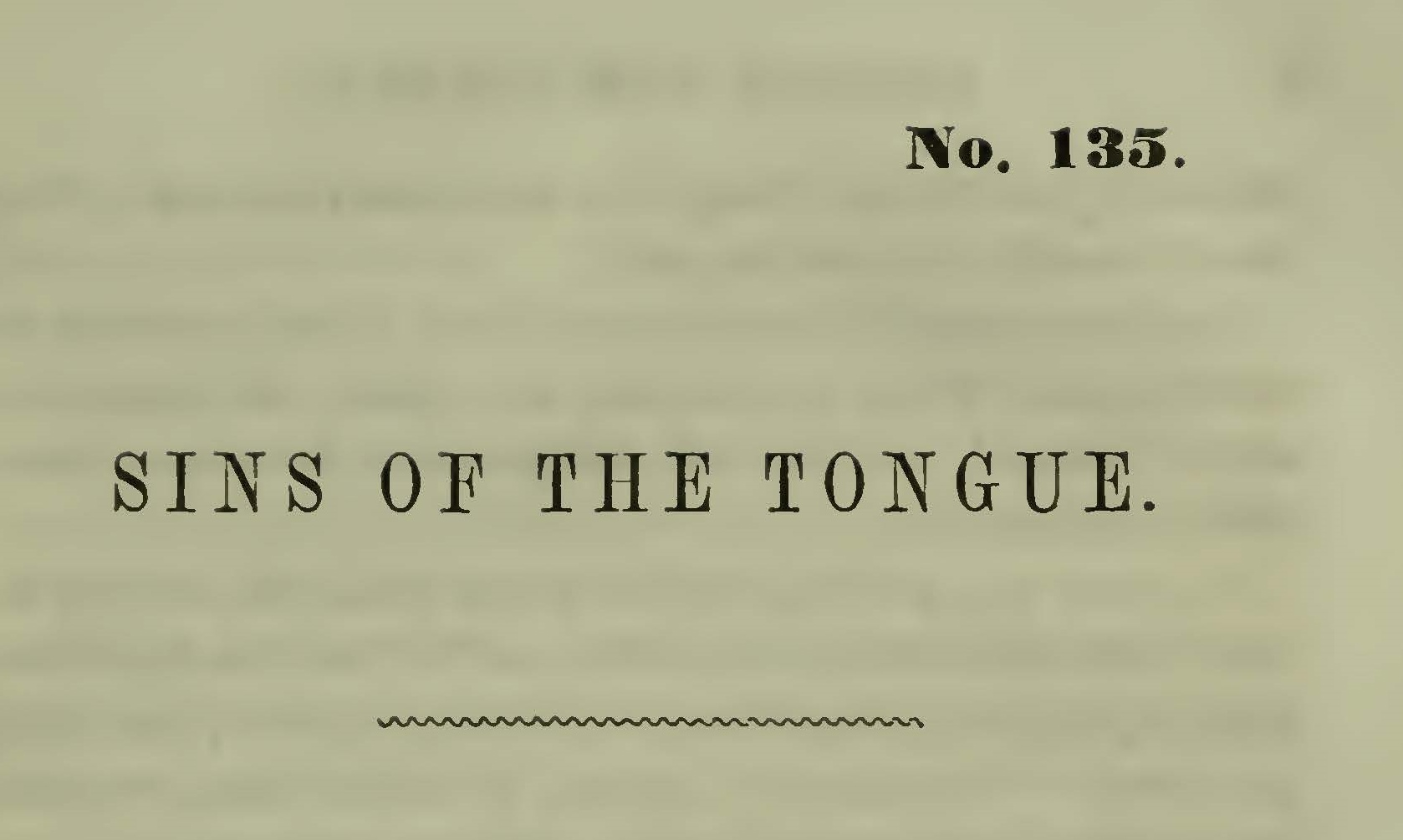 Plumer, William Swan, Sins of the Tongue Title Page.jpg