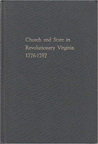Buckley, Church and State in Revolutionary Virginia.jpg