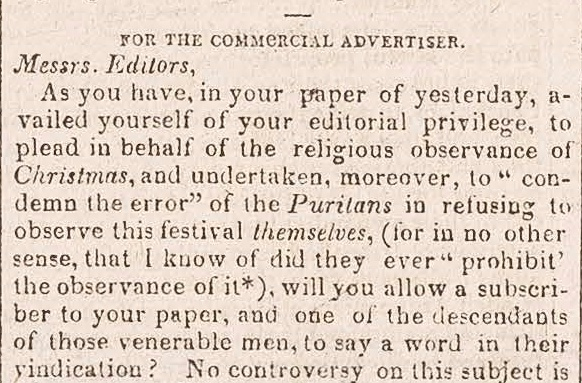 Published in the December 29, 1825 New York  Commercial Advertiser . Source: American Antiquarian Society