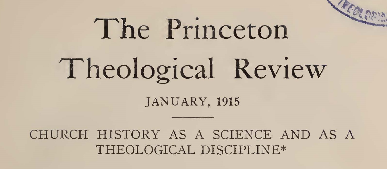 Loetscher, Frederick William, Church History as a Science and as a Theological Discipline Title Page.jpg