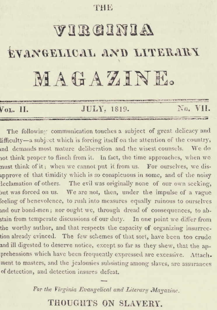 Rice, John Holt, Thoughts on Slavery Title Page.jpg